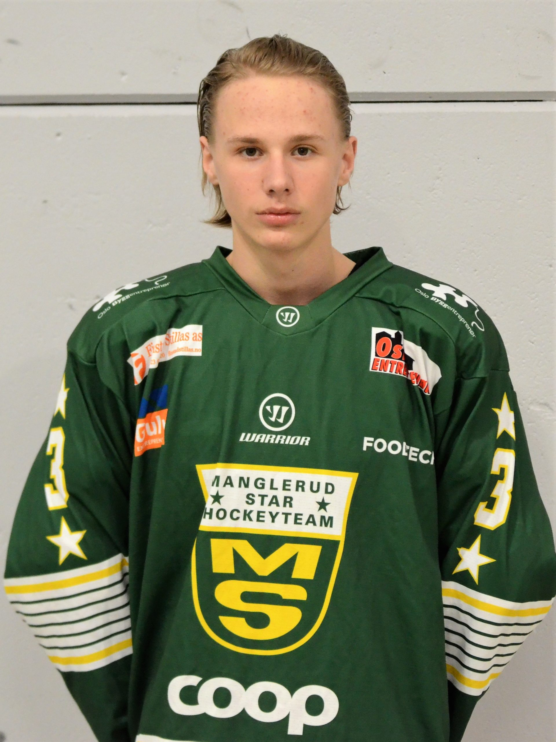 #3 Stian Holth